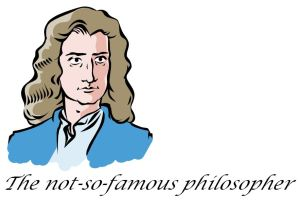 not-so-famous philosopher